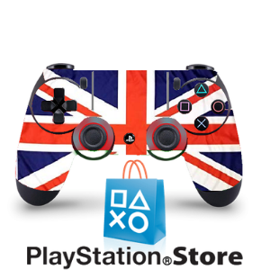 UK Playstation Cards