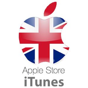 UK iTunes Cards