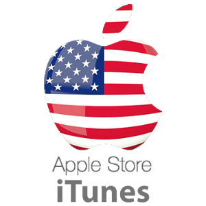 US iTunes Cards